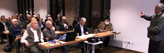 Das Seeforum in Rotach-Egern war Tagungsort für die Informationsveranstaltung und gleichzeitig 15. Sitzung der Kreisgruppe Miesbach am 10. Februar.