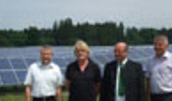 Solarstrompreisverleihung 2011