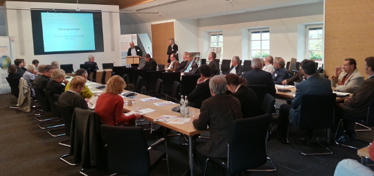 """1. Interkommunales Energieforum in Penzberg unter dem Motto: """"Konkret handeln und vernetzen"""""""