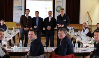 Brandschutz und Energiewende - Experten aus dem Oberland informieren sich beim 4. Interkommunalen Energieforum