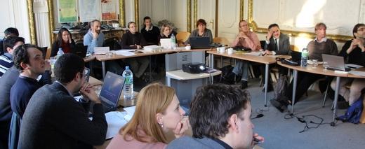 SEAP_Alps Projektteilnehmer zu Besuch bei Rhônealpénergie-Environnement (RAEE) in Lyon
