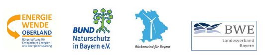 Offener Brief an die CSU-Landtagsfraktion: Ja zu einer regenerativen und dezentralen Energiewende in Bayern!