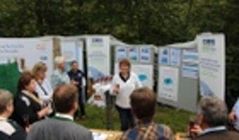 Waldfest Geretsried: SEAPAlps begrüßt Stadträte mit Event