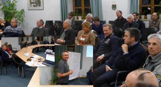 """Gelungene Auftaktveranstaltung der von Bürgermeister Hubert Oberhauser und seinen Gemeinderäten getragenen Initiative """"Energiewende Egling (EWE)"""