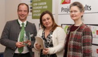 Geretsried und Weyarn für Teilnahme an EU-Projekt SEAP_Alps geehrt