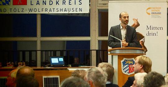 """Energiewende Oberland wird offiziell Unterstützer der EU-Initiative """"Konvent der Bürgermeister"""""""