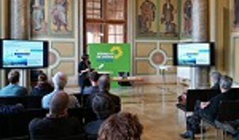 INOLA beim 2. Grünen Heimatkongress im Bayrischen Landtag