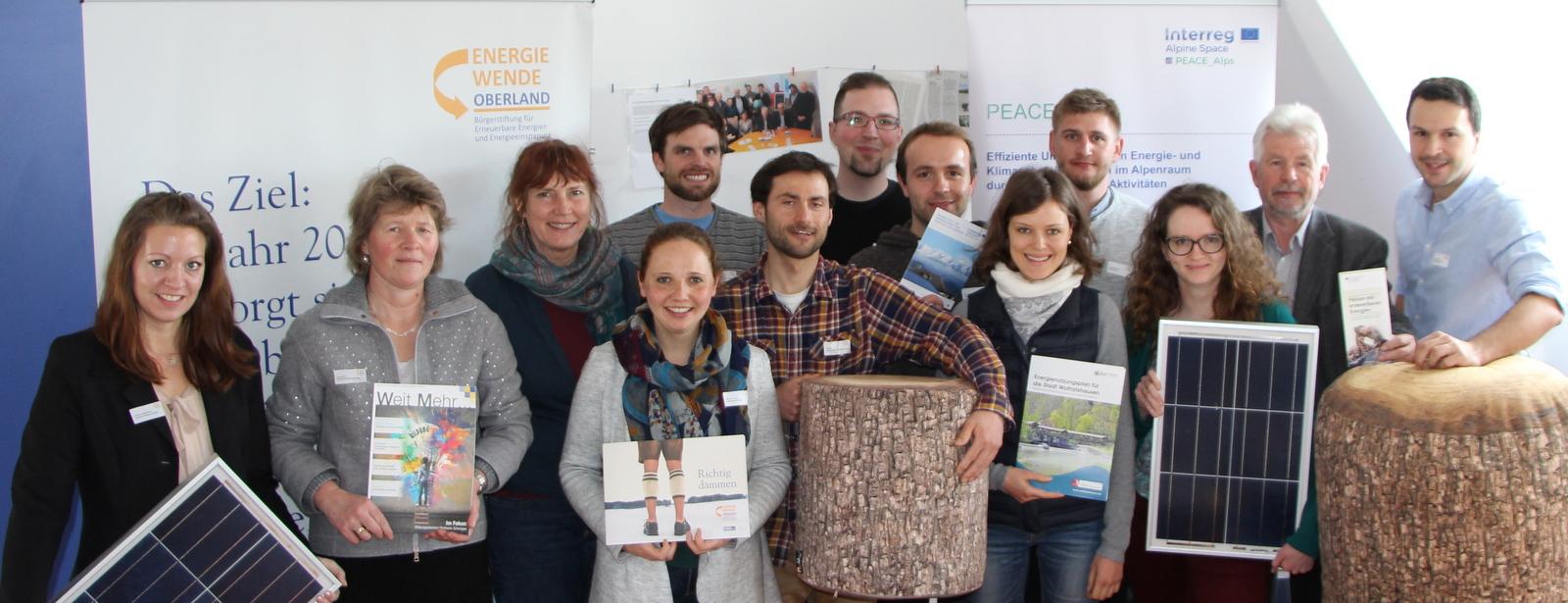 Gemeinsam für mehr Klimaschutz im Oberland