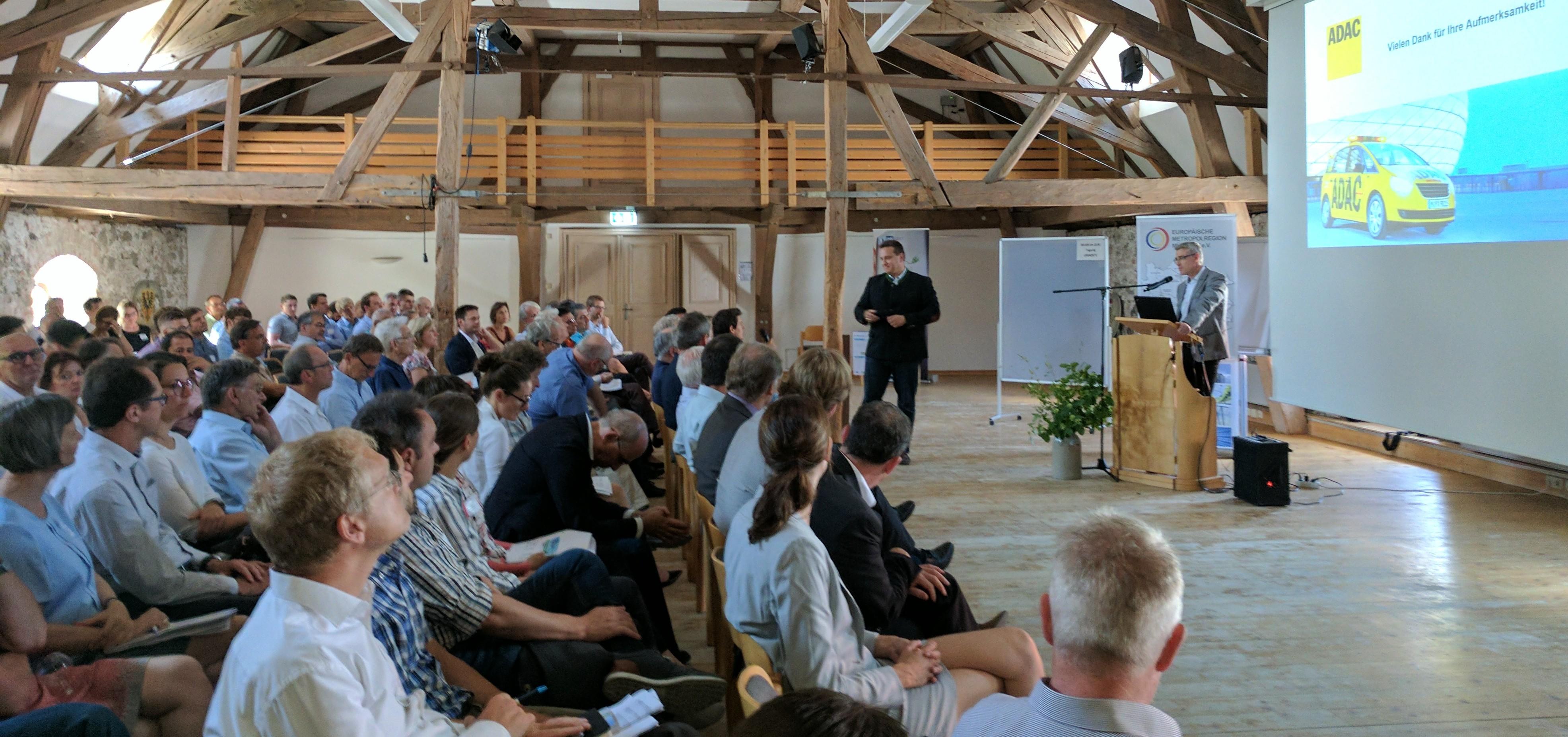 2. Elektromobilitätskonferenz der Metropolregion München