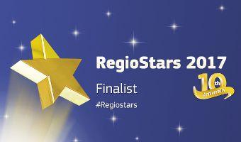 Projekt SEAP_Alps ist RegioStars Award Finalist