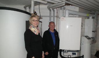 Praxisbeispiel: Strom und Wärme aus Erdgas