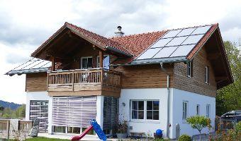 Praxisbeispiel: 80 Prozent Sonnenenergie