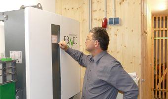 Praxisbeispiel: Solarstrom und Batterie