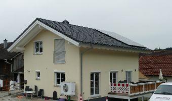 Praxisbeispiel: Das Plus-Energie-Haus