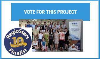 Unterstützen Sie uns mit Ihrer Stimme! - EWO-Projekt SEAP_Alps für RegioStars Award nominiert