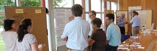 Projekt INOLA veranstaltete drei Strategie-Workshops in der Region