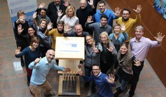 """Projekttreffen des Energiewende-Projekts """"Bündelung von Maßnahmen – PEACE_Alps"""