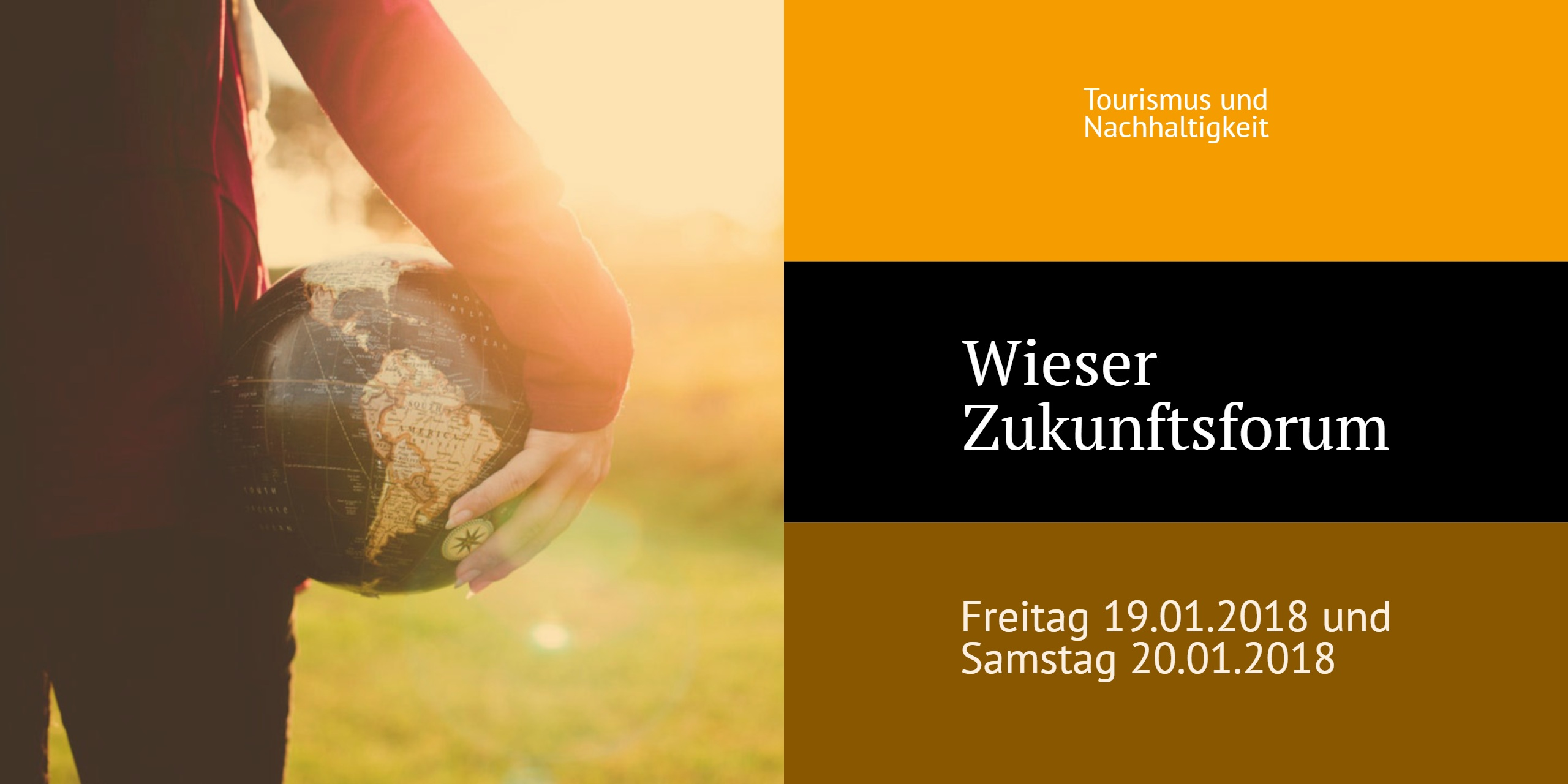 Wieser Zukunftsforum am 19./20.01.2018