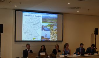 INOLA bei der Klimakonferenz der Vereinten Nationen in Bonn