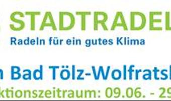 Stadtradeln im Landkreis Bad Tölz-Wolfratshausen