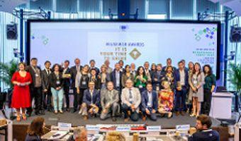 Europäischer Nachhaltigkeitspreis EUSEW-Award für Projekt PEACE_Alps