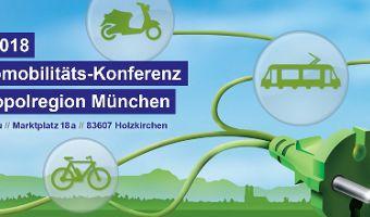 3. Elektromobilitätskonferenz der Metropolregion München