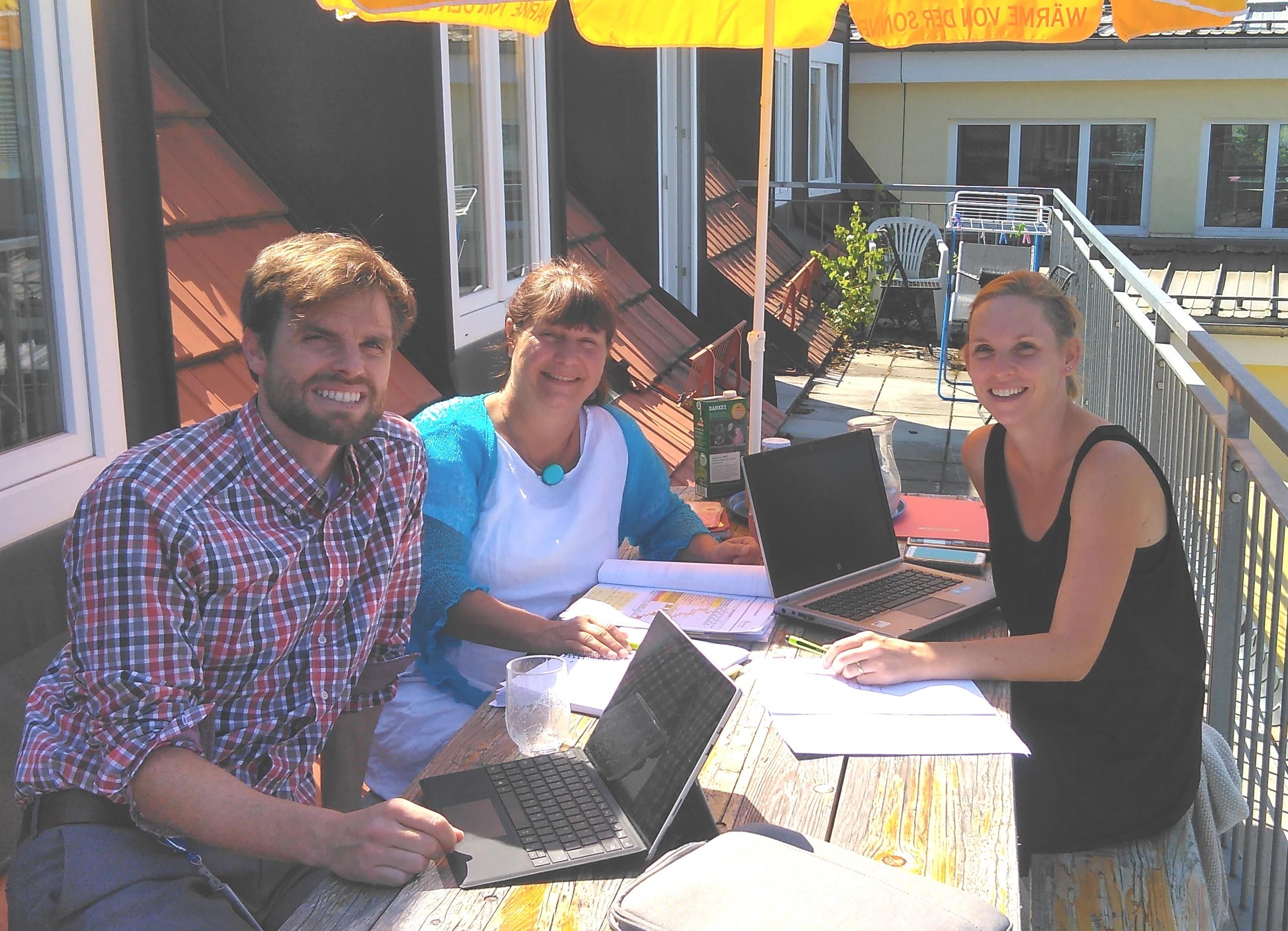 Projekt Klimapädagoge startet mit erstem Arbeitstreffen