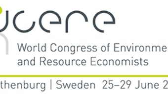 INOLA auf dem 6th World Congress of Environmental and Resource Economists (WCERE 2018)