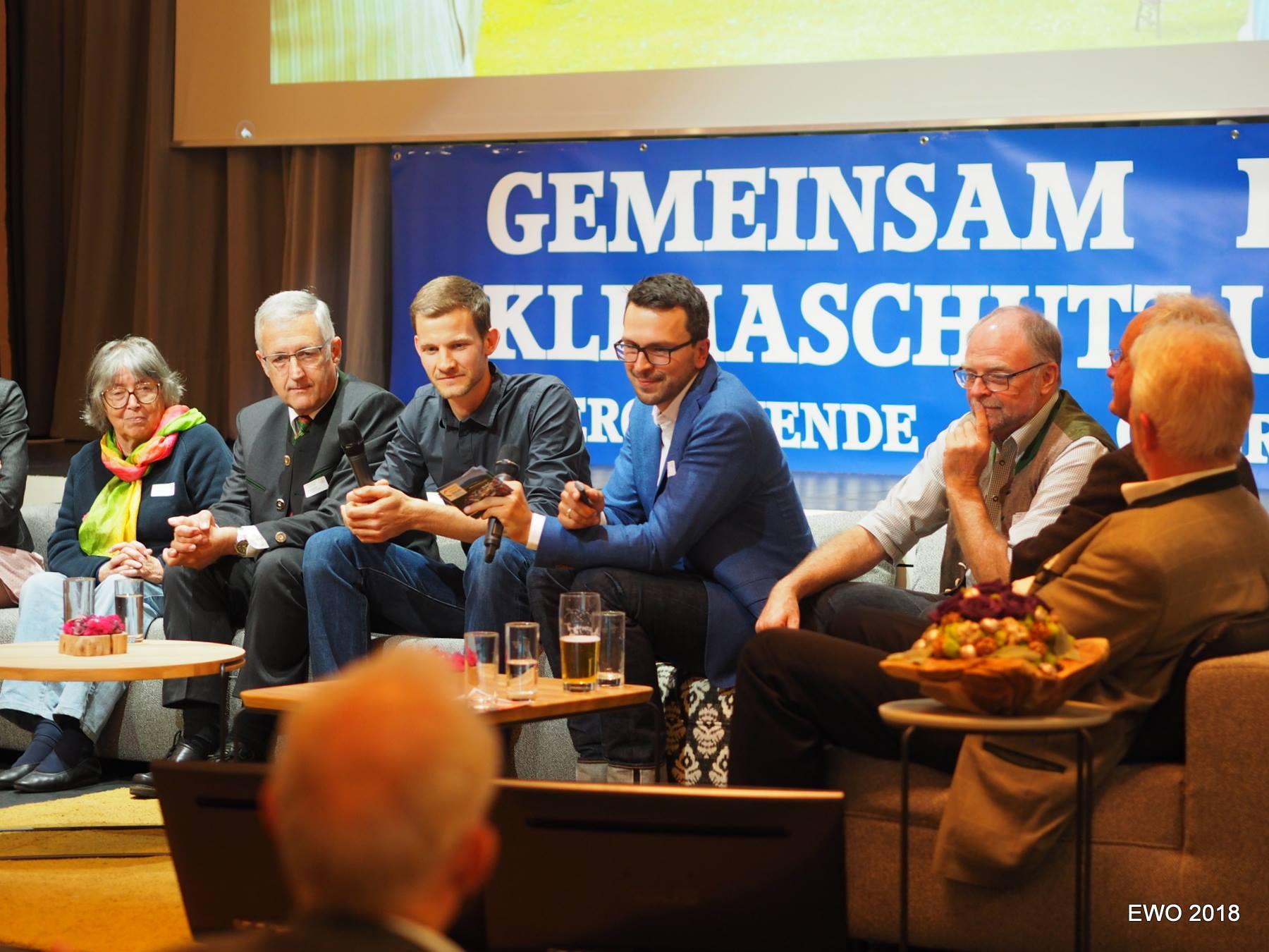 Stifterversammlung 2018 zeigt die Breite der Energiewende in der Region