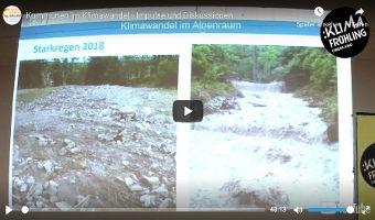 Kommunen im Klimawandel - Impulsvorträge