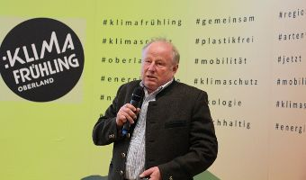 Kommunen im Klimawandel - Impulsvortrag Hubert Mangold