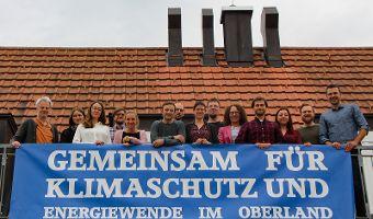 Kräfte bündeln: Beim Treffen von Klimaschutzbeauftragen und EWO in Penzberg