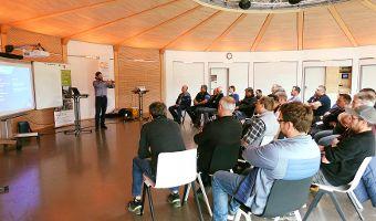 20 Prozent Strom und Wärme einsparen – Hausmeisterschulung in Bad Tölz hilft weiter