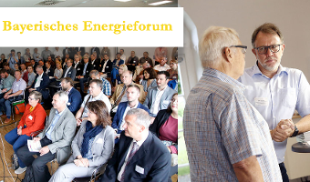 12. Bayerisches Energieforum, Garching
