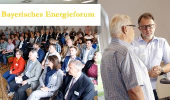 12. Bayerisches Energieforum, Garching