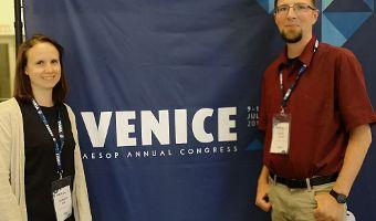 INOLA auf europäischer Planungskonferenz in Venedig
