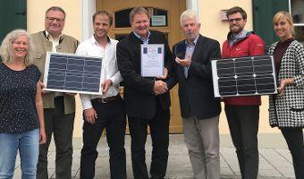 EWO-Solarstrompreis 2018