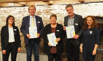 INOLA-Abschlussveranstaltung präsentiert die Hauptergebnisse aus 5 Jahren Forschungsarbeit und übergibt Konzept zur Gestaltung der regionalen Energiewende im Oberland