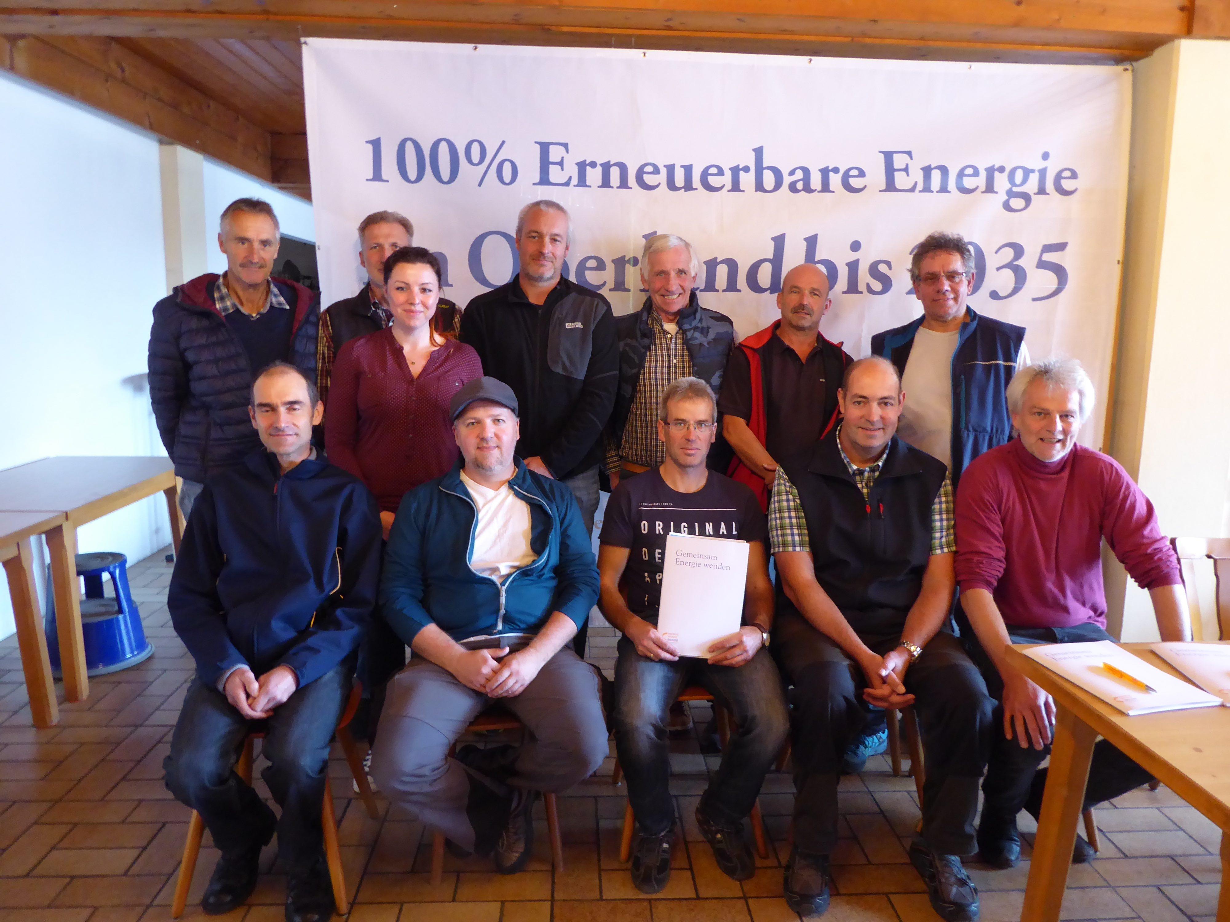 Gemeinsam Energie wenden -  Themen bei Hausmeister-Schulung