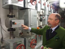Strom sparen im Luxushotel