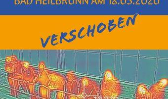 Wärmebild-Spaziergang Bad Heilbrunn verschoben