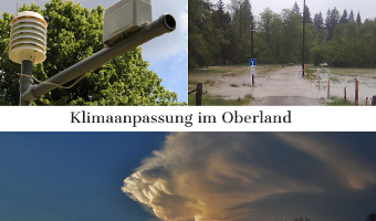 Klimaanpassung im Oberland