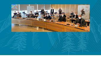 Energiewende bis 2035   weiterhin Ziel im Oberland