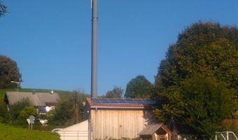 Biomasseheizwerk Weyarn