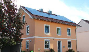 Praxisbeispiel: Historisches Haus mit klimafreundlicher Ausstattung