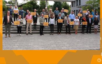 Auftakt Energieeffizienznetzwerk für Kommune im Oberland